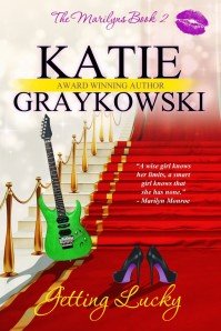 Katie Graykowski Getting Lucky cover