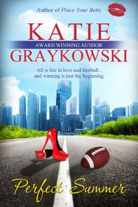 Katie Graykowski Perfect Summer cover