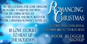 Romancing Christmas! Bloggers needed